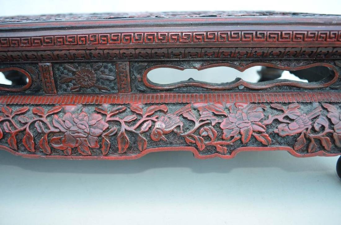 Chinese Lacquer Table - 9