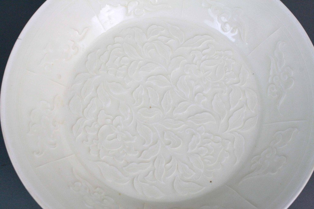 159: Ding Yao Molded Foliated Dish