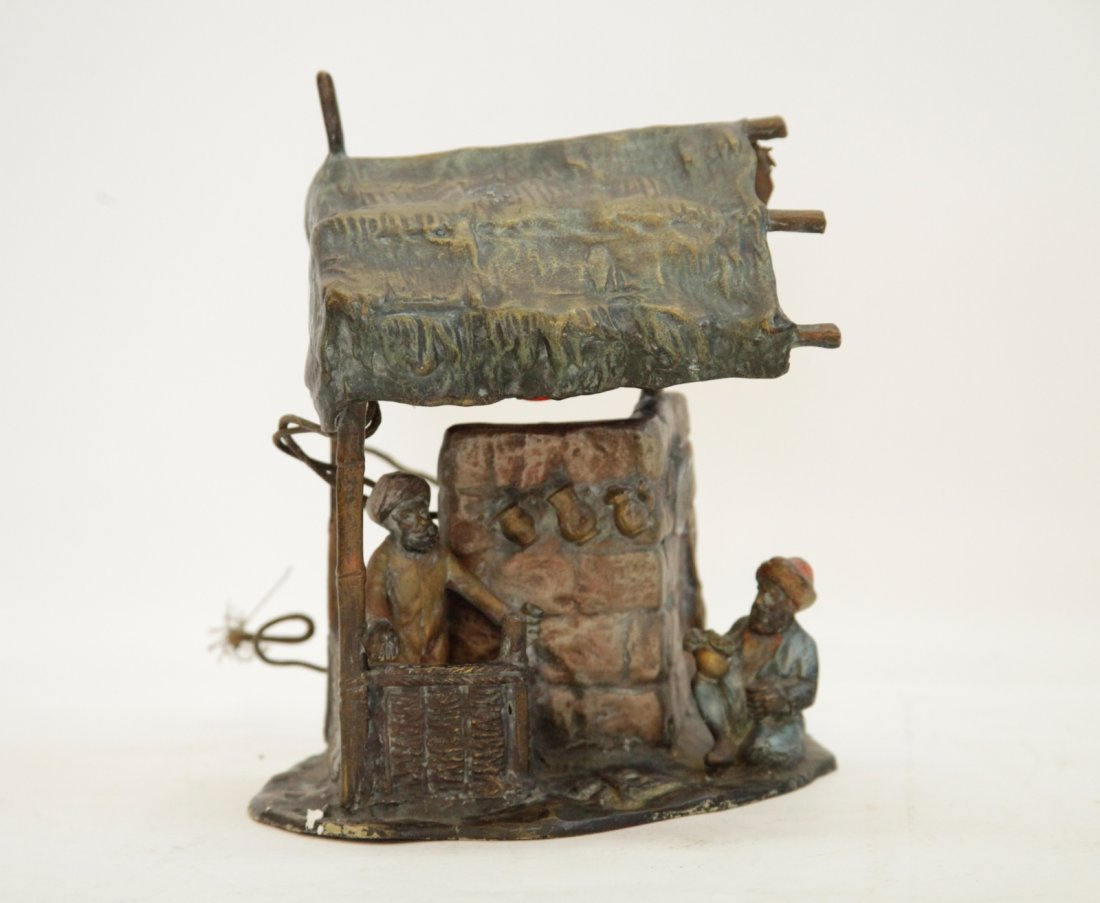Antique Viennese Lamp