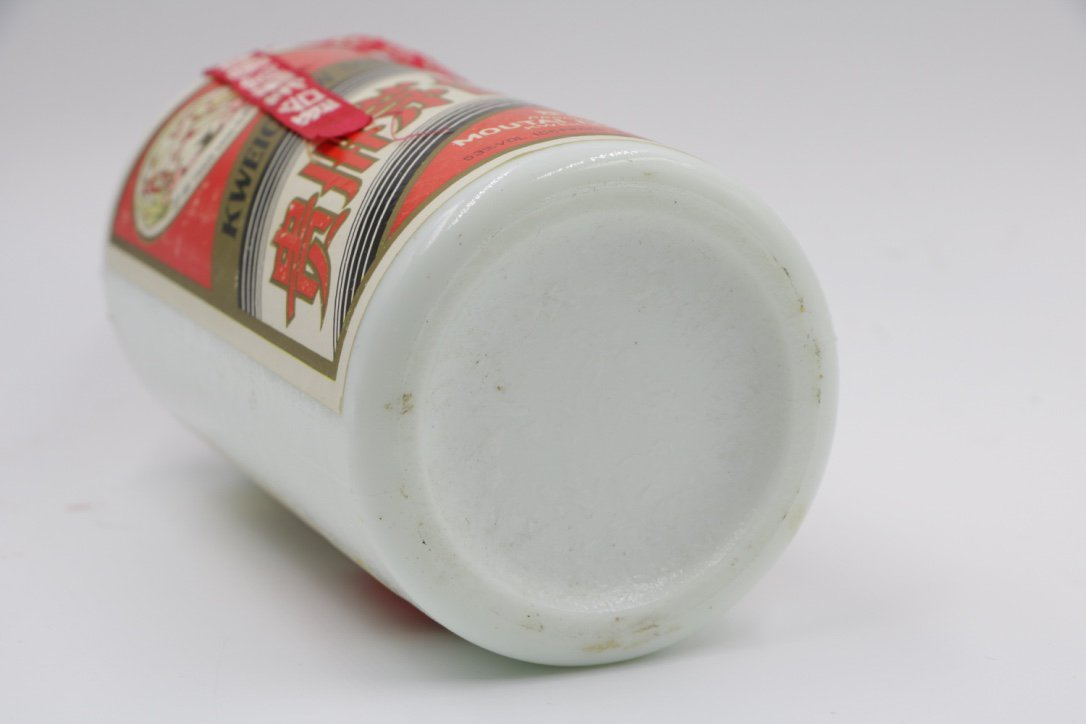 "Chinese ALC 53% ""MouTai"" Hard Liquor - 6"