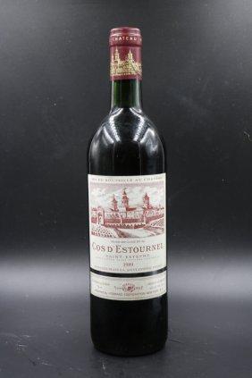 Cos D' Estournel Saint-estephe, 1989, 750ml, 13%