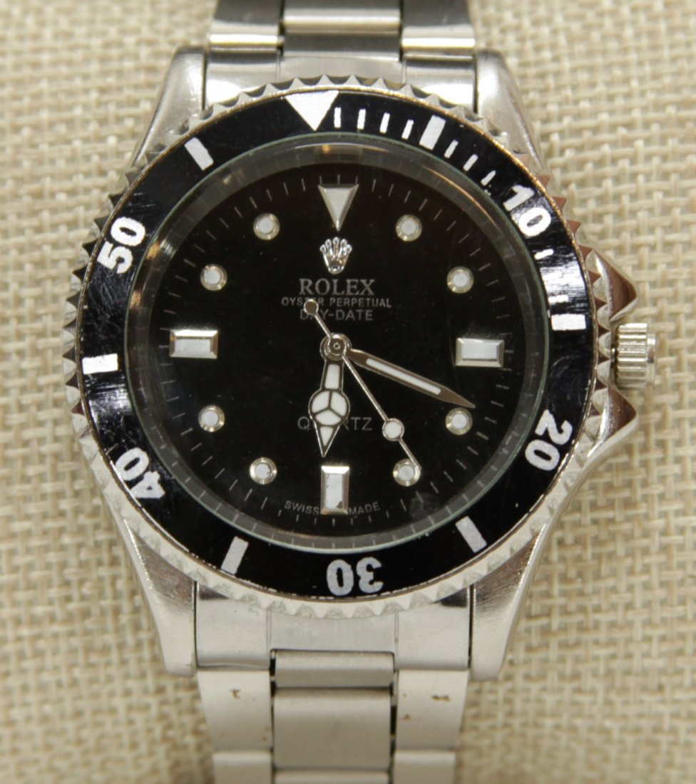 Rolex Watch, Reproduction