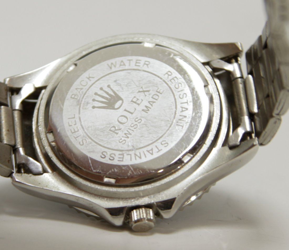 Rolex Watch, Reproduction - 3