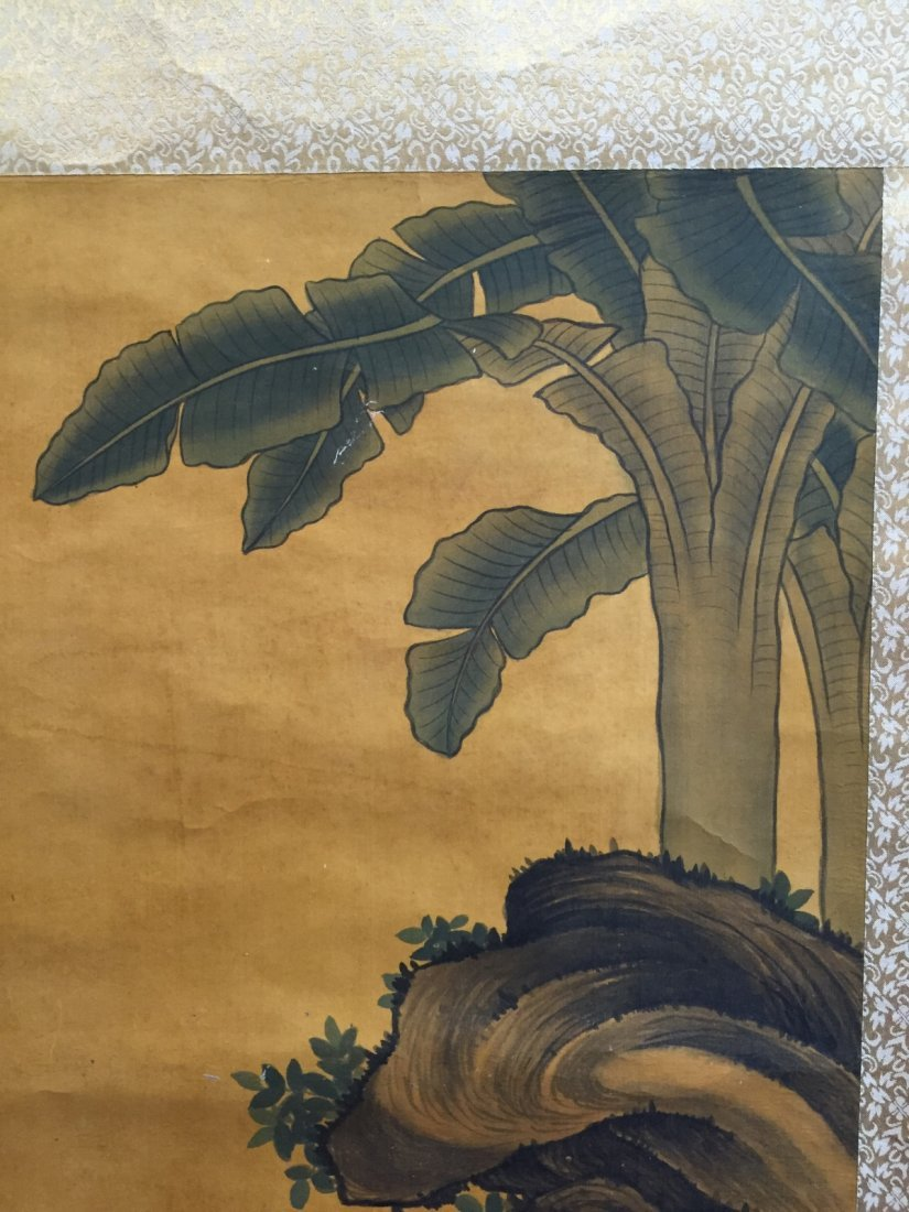 Chinese Ink/Color Scroll Painting - 2