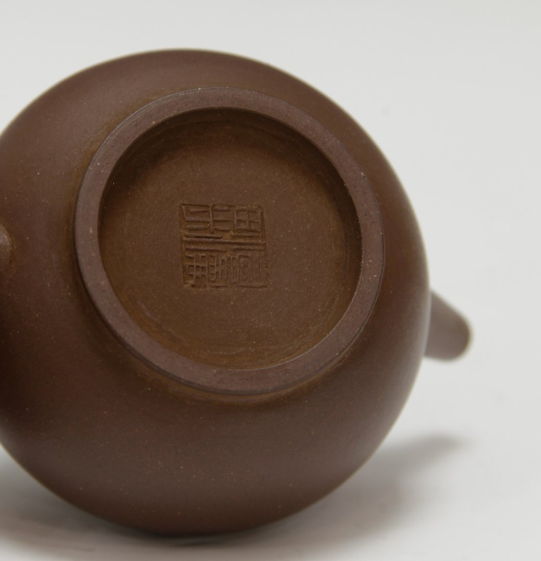 Chinese Republic Period Imitating Yixing Zisha - 8