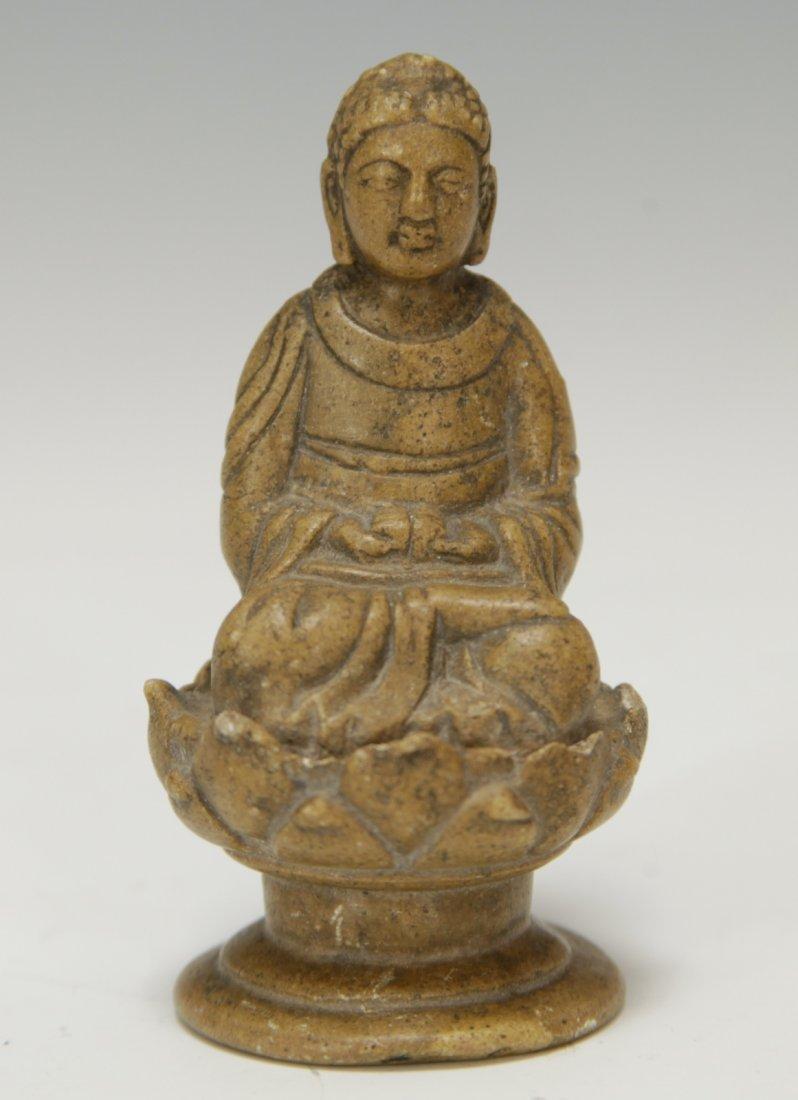Chinese Stone Buddha