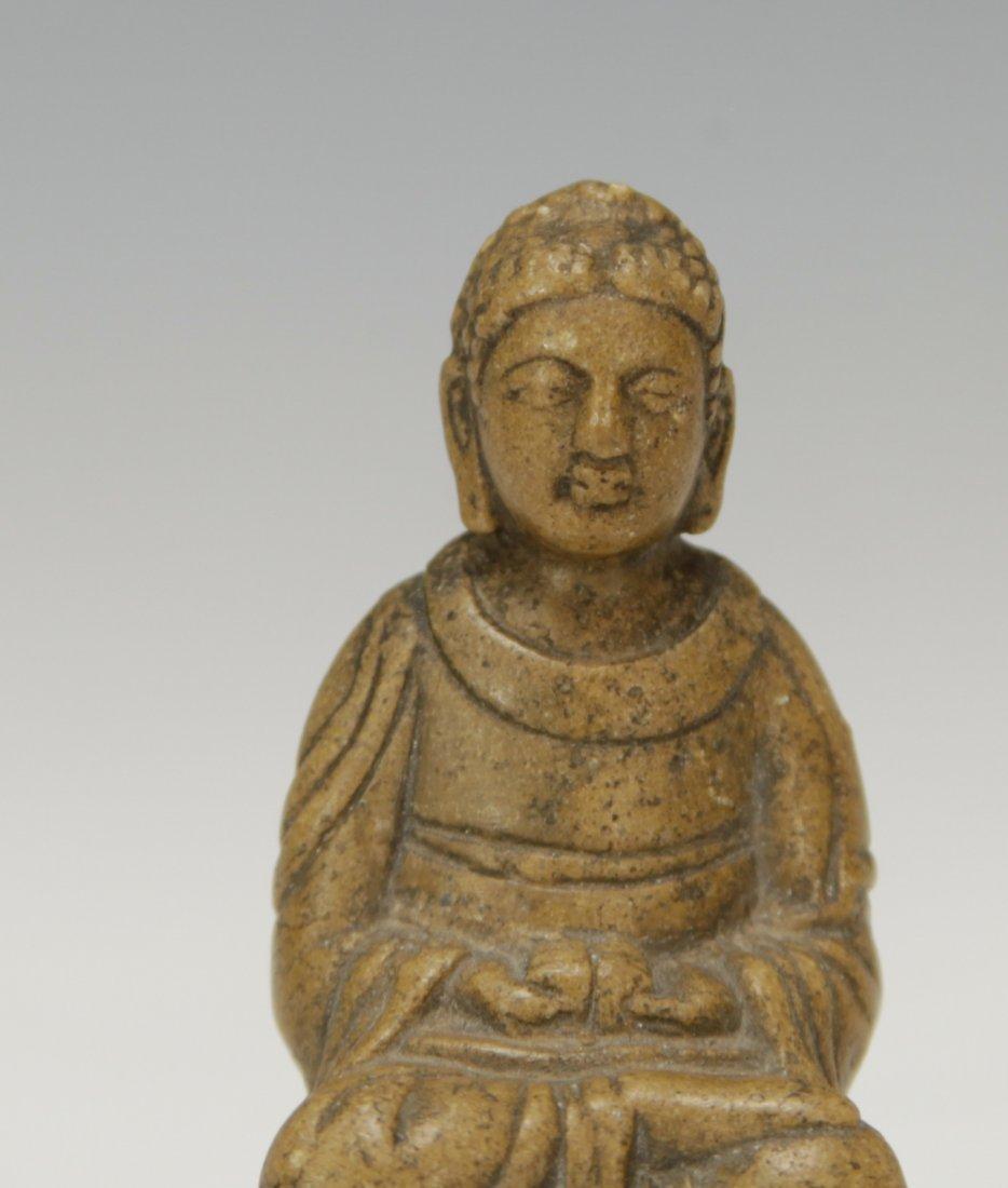 Chinese Stone Buddha - 2