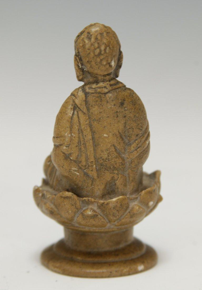 Chinese Stone Buddha - 5
