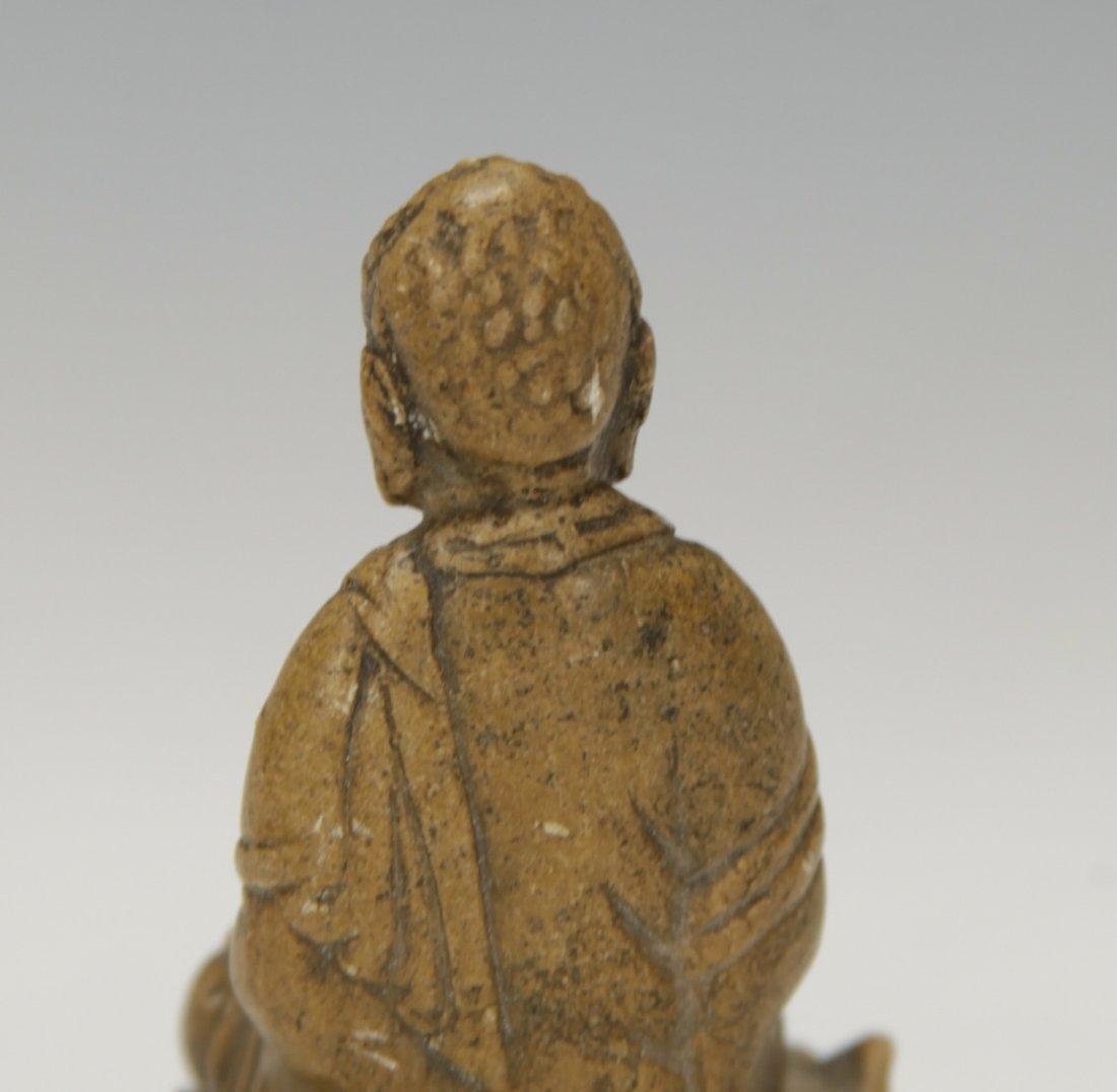 Chinese Stone Buddha - 6