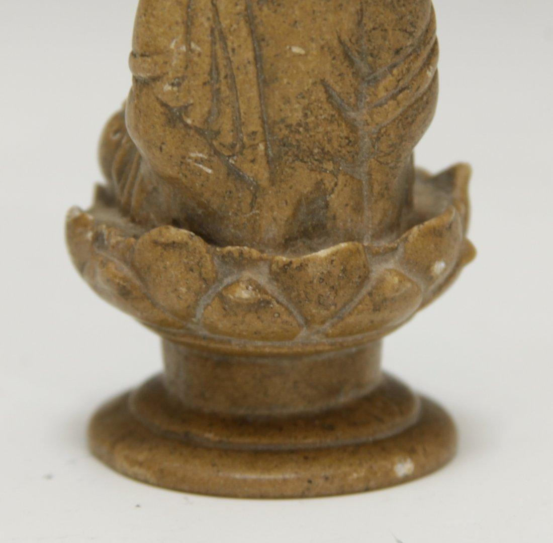 Chinese Stone Buddha - 7