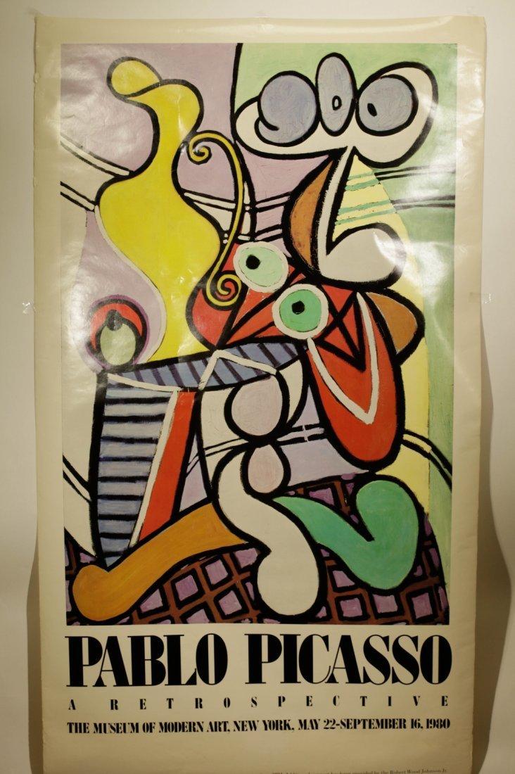 1980's Pablo Picasso Lithograph