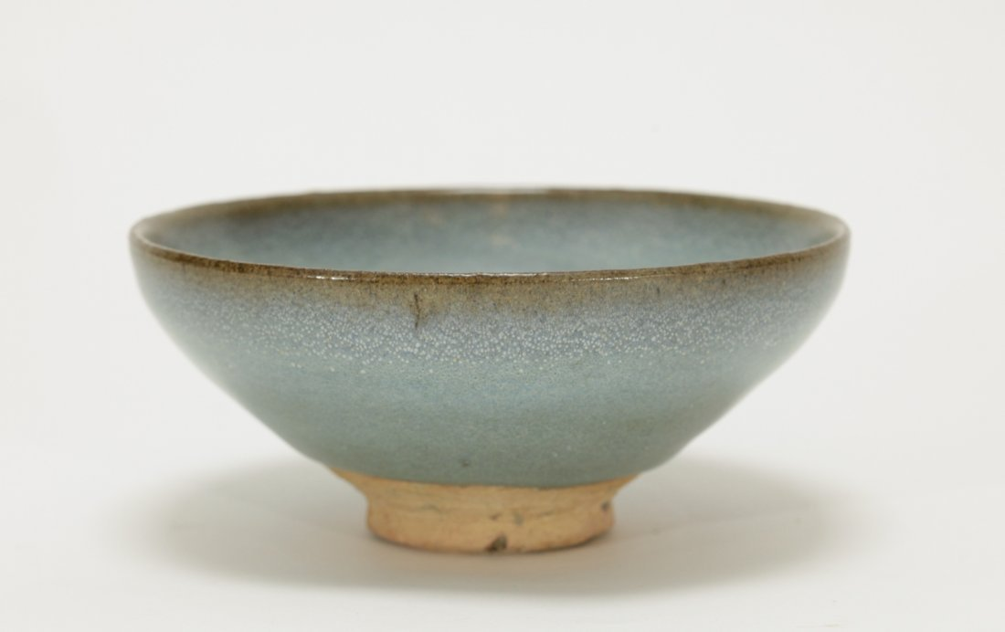 Chinese Jun Style Porcelain Bowl - 2