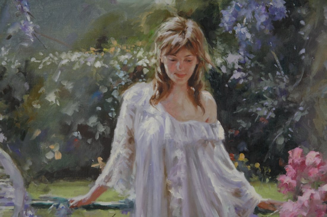 Oil Painting on Canvas - 4