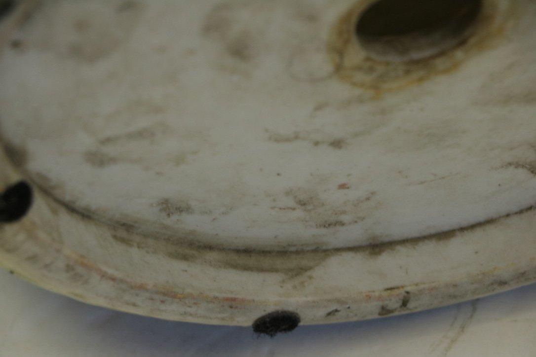 Chinese Green Glazed Porcelain Planter - 19th C. - 7