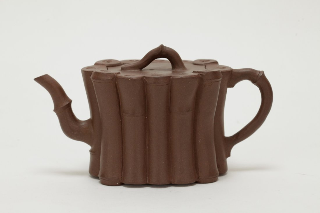 18th C. Chinese Yixing Zisha Teapot