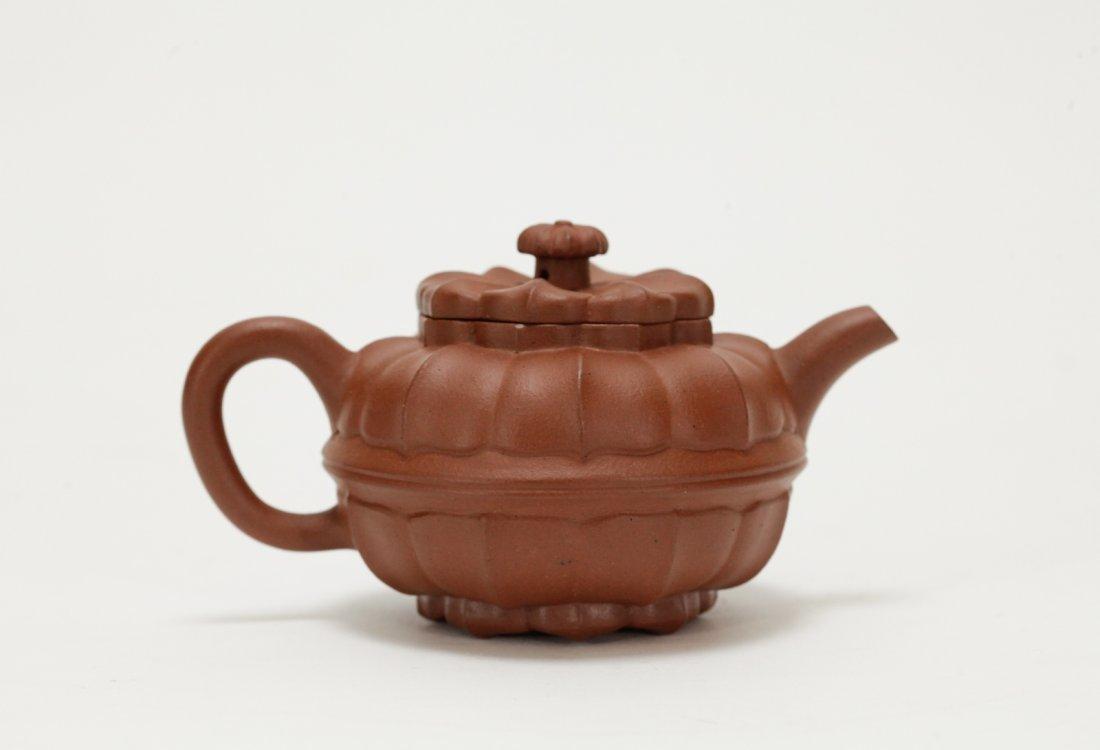 Chinese Yixing Zisha Teapot, Kang Xi Period