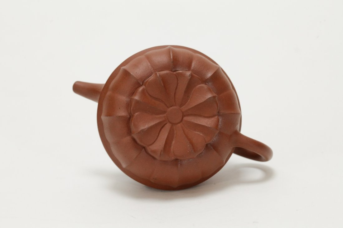 Chinese Yixing Zisha Teapot, Kang Xi Period - 6