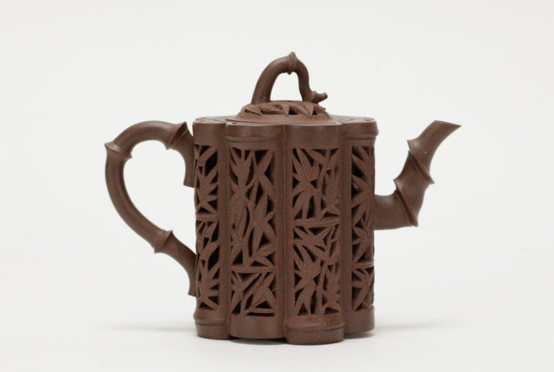 Chinese Yixing Zisha Teapot, Kang Xi Period - 3