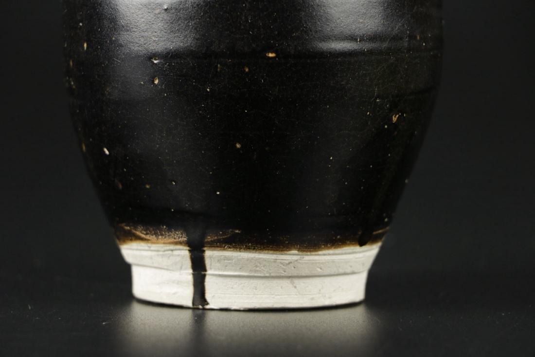Song Dynasty Black Glazed Ewer - 3
