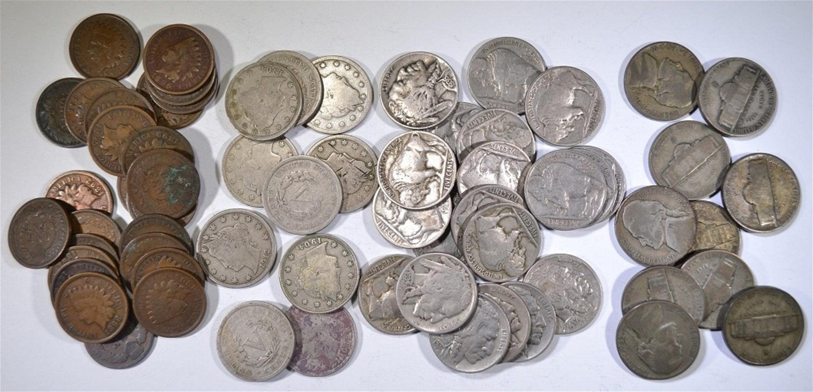U.S. COIN COLLECTOR LOT: