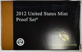 2012 US PROOF SET