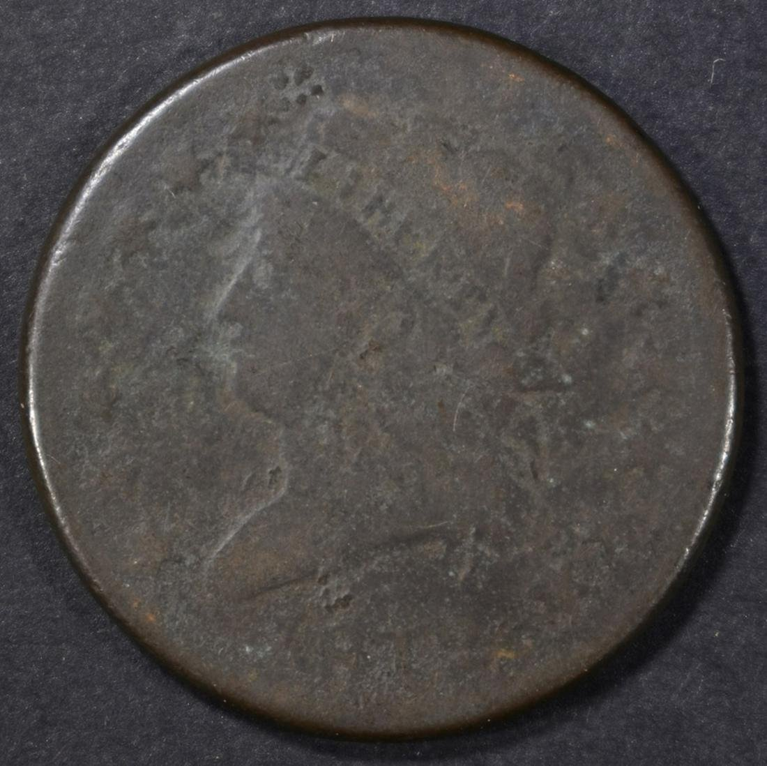 1812 LARGE CENT GOOD