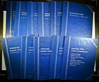 PARTIAL CANADIAN COINS SETS IN COIN FOLDERS