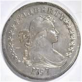 1797 BUST DOLLAR,  AU