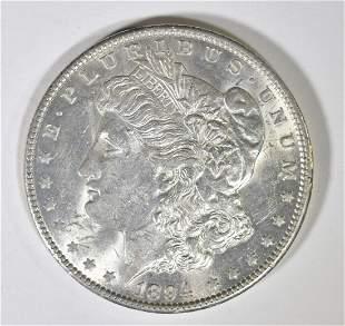 1894-O MORGAN DOLLAR  CH BU