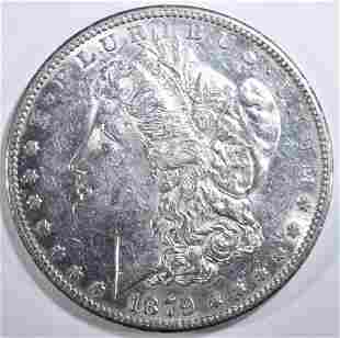 1879-S REV 78 MORGAN DOLLAR BU