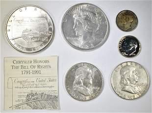 MIXED U.S. COIN LOT
