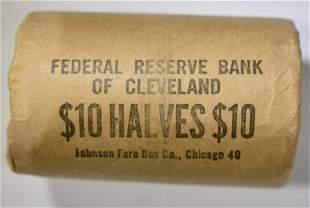 20-1964 KENNEDY HALF DOLLARS UNC
