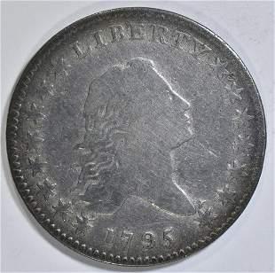 1795 BUST HALF DOLLAR F-VF