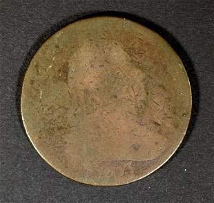 1803 LARGE CENT LOW GRADE, DATE VISIBLE
