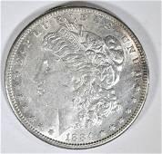 1884-S MORGAN DOLLAR  LOVELY ORIG UNC
