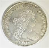 1802 BUST DOLLAR  XF