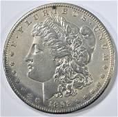 1892-S MORGAN DOLLAR CH AU