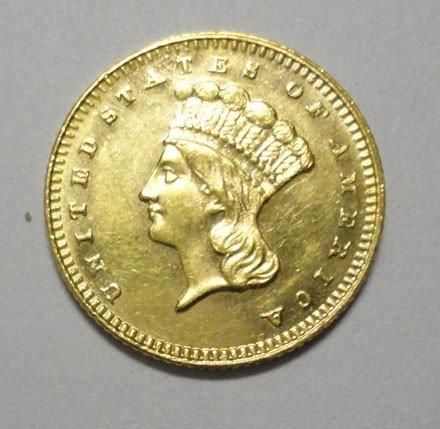 16: 1879 Type 3 Gold Dollar MS-63/64