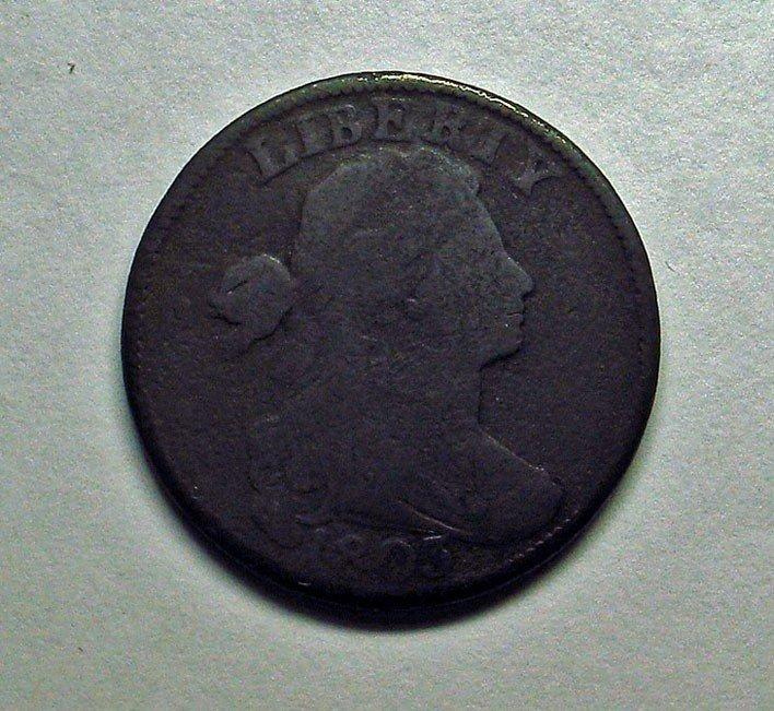 1: 1803 Large penny Fine