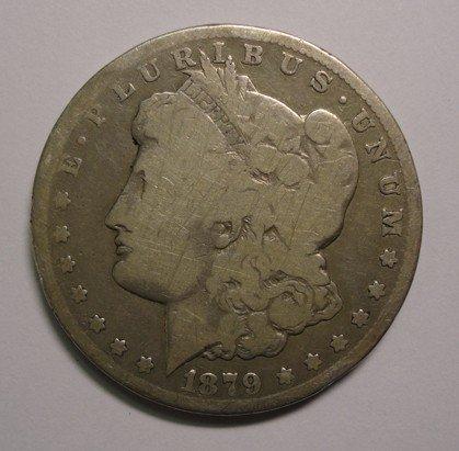 15: 1879CC Morgan $ Good