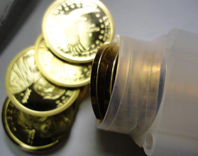 24: Roll of 2006  proof SACAGAWEA dollars GEM PROOF