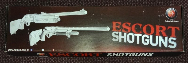 Legacy Sports Escort M87 Pump Action Shotgun - 3