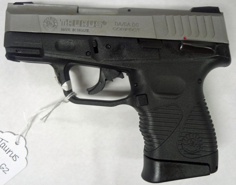 Taurus 24/7 G2 Compact. 9mm. New in box.