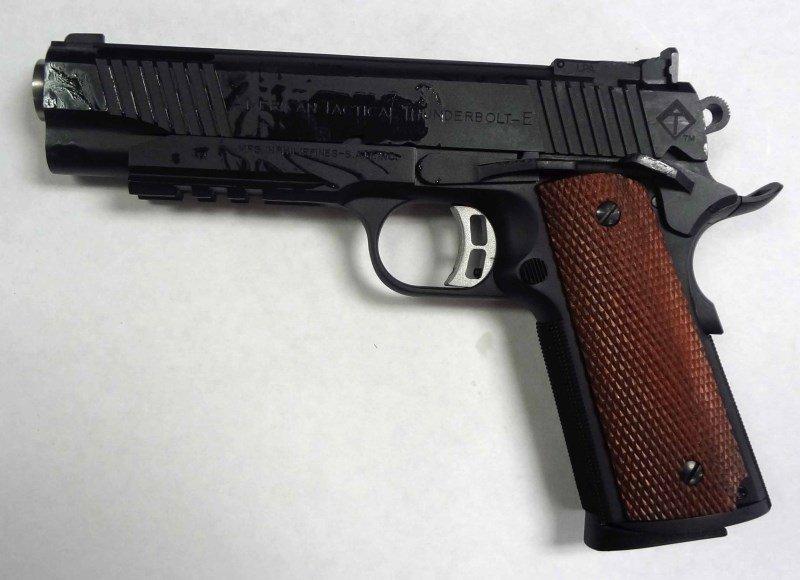 American Tactical Imports. FX 1911 Thunderbolt Enhanced