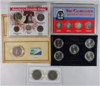 US COIN COLLECTION A LOT OF SILVER SEE DESCRIPTION