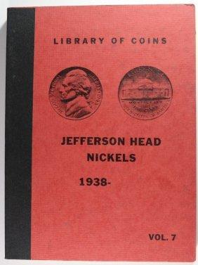 Jefferson Nickel Bu Set 1938-64 Cherry Set Very Nice