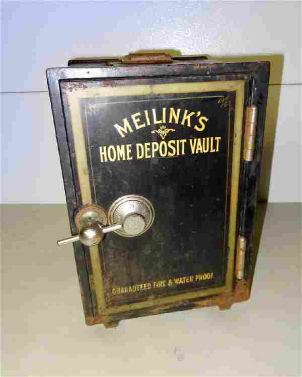 Small Meilinks Home Deposit Safe
