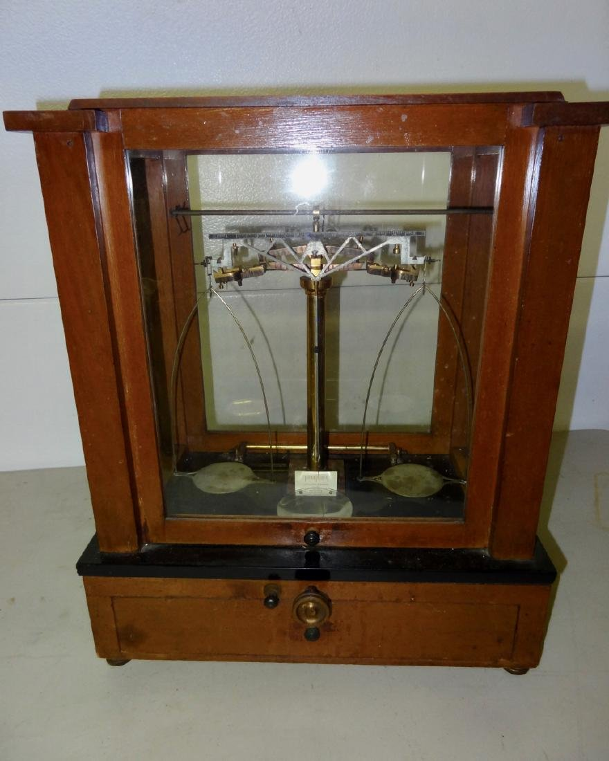 Volland & Son's Gold Scale