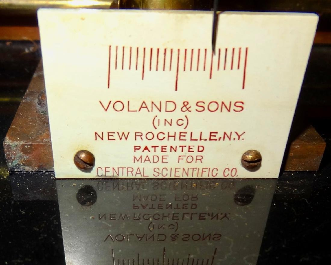 Volland & Son's Gold Scale - 5