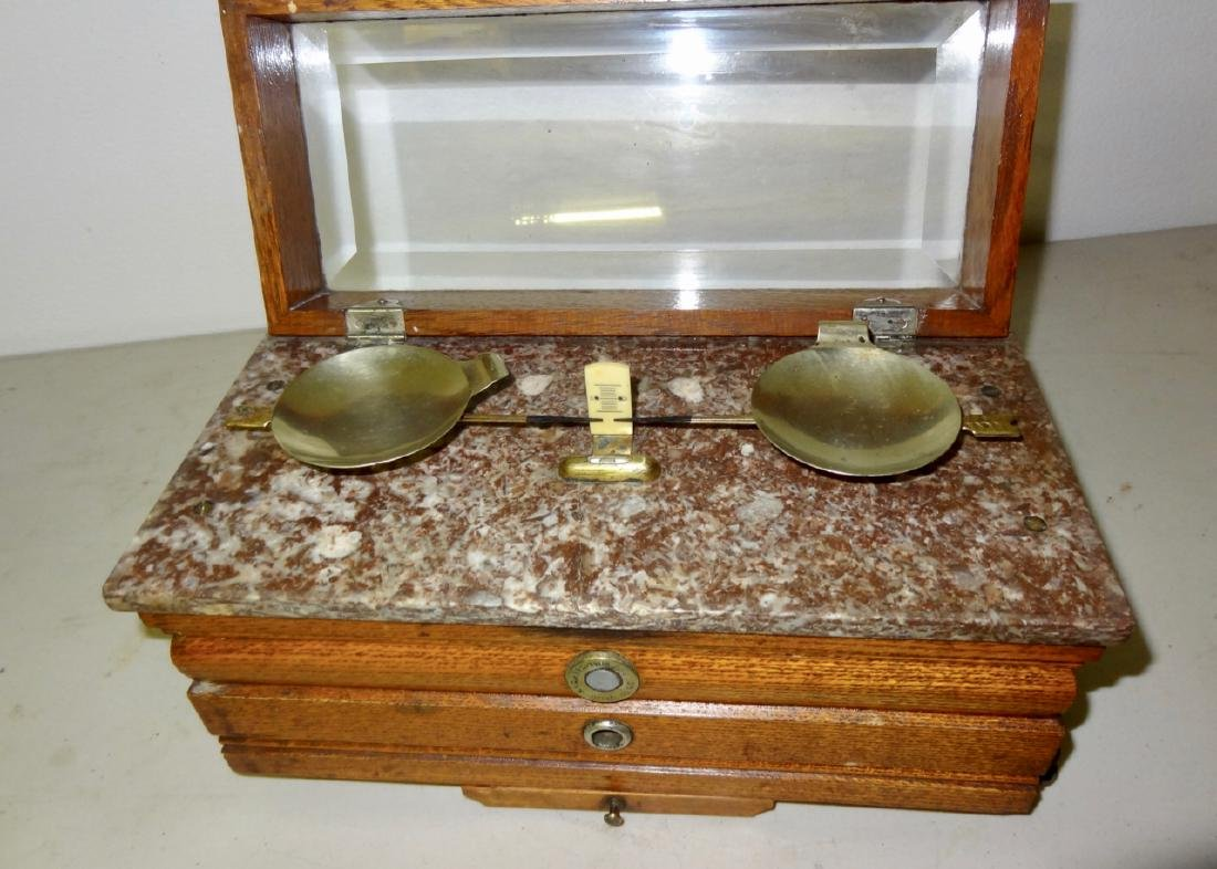 Henry Troemner Gold Scale - 2